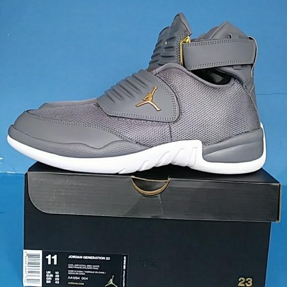 6ee5a16ae40 Nike Shoes | Brand New Air Jordan Generation 23 | Poshmark
